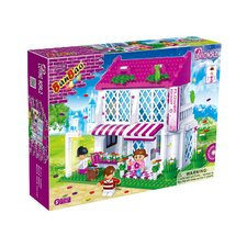 Loving World Flower Shop Block Set