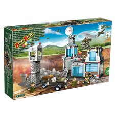 World Defence Force Military Base Block Set