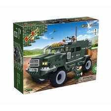 World Defence Force Military Vehicle Block Set