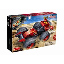 81 Piece Rodeo Car Block Set