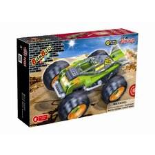 71 Piece Thunder Car Block Set