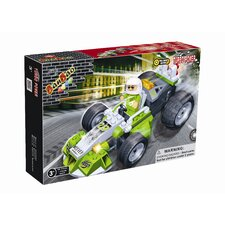 92 Piece Weever Car Block Set