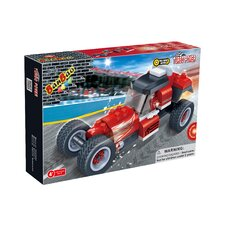 105 Piece Roadster Block Set