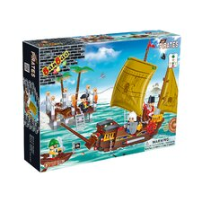 502 Piece Harbor Block Set