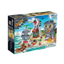 440 Piece Island Battle Block Set