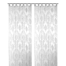 Casino Tab Top and Gathering Tape Curtains