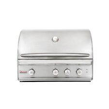 "34"" Professional Grill with 3 Burners"