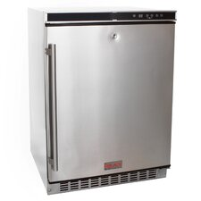 5.5 Cu. Ft. Built-In Outdoor Rated Compact Refrigerator