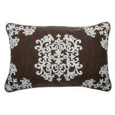 <strong>Vanderbloom</strong> Castle Rock Rectangular Linen Pillow
