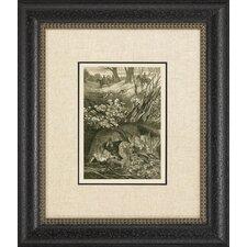 Historic Hunt III Framed Art