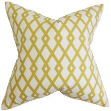 Tova Geometric Pillow