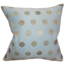 Calynda Dots Polyester Pillow