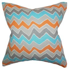 Achsah Zigzag Pillow