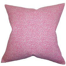 Doretta Animal Print Pillow