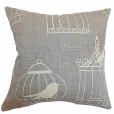 Alconbury Birds Linen Pillow