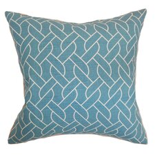 <strong>The Pillow Collection</strong> Neptune Cotton Pillow