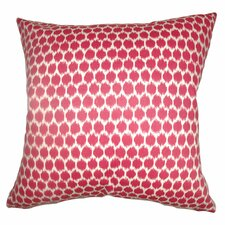 <strong>The Pillow Collection</strong> Daile Spots Cotton Pillow