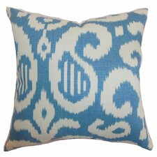 Hohenems Ikat Cotton Pillow