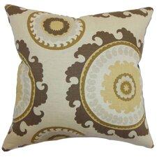 Obyan Geometric Cotton Pillow