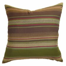 Neville Stripes Silk Pillow