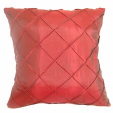 Tamara Quilted Silk Pillow