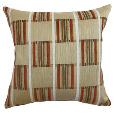 <strong>The Pillow Collection</strong> Resida Stripes Polyester Pillow