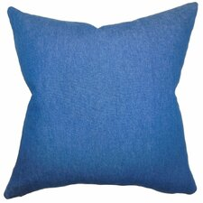 Zhoie Solid Cotton Pillow