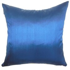 Fanceen Plain Silk Pillow