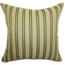 <strong>The Pillow Collection</strong> Harriet Stripes Polyester Pillow