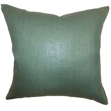 <strong>The Pillow Collection</strong> Jorund Plain Leather Pillow
