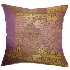 <strong>The Pillow Collection</strong> Ladinas Weave Polyester Pillow