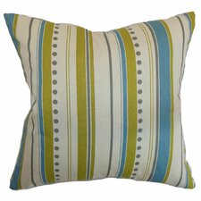 Hearst Stripes Cotton Pillow