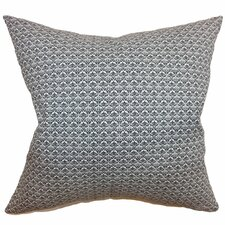Zanzibar Geometric Cotton Pillow