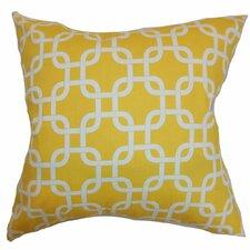 Qishn Geometric Throw Pillow
