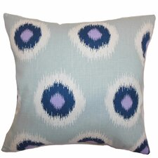 Paegna Ikat Cotton Pillow