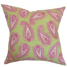 <strong>The Pillow Collection</strong> Wasum Cotton Pillow
