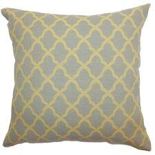 Rametta Moorish Tile Wool / Cotton Pillow