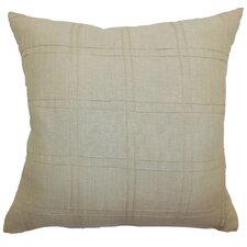 <strong>The Pillow Collection</strong> Yachne Ribbed Cotton Pillow