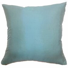 Agnieska Plain Silk Pillow