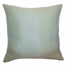 Constance Plain Silk Pillow