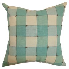 <strong>The Pillow Collection</strong> Geneina Plaid Pillow