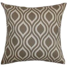 Poplar Geometric Pillow