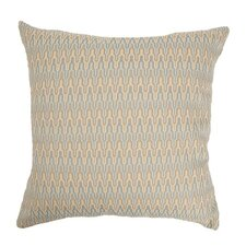 <strong>The Pillow Collection</strong> Caelic Zigzag Polyester Pillow