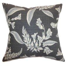 Kaitaia Floral Linen Pillow