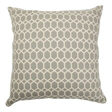 <strong>The Pillow Collection</strong> Packard Diamonds Cotton Pillow