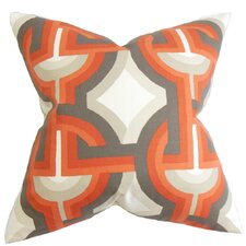 Rineke Geometric Pillow