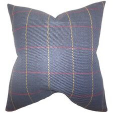 Maillol Plaid Pillow