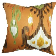 <strong>The Pillow Collection</strong> Talisha Ikat Pillow