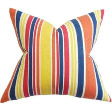 <strong>The Pillow Collection</strong> Manila Stripe Pillow