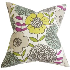 Veruca Floral Pillow